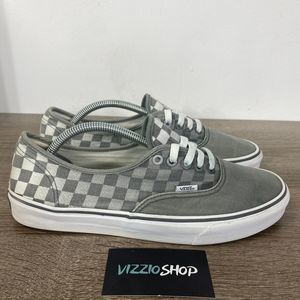 Vans - Checkered - Men 10.5 - T375
